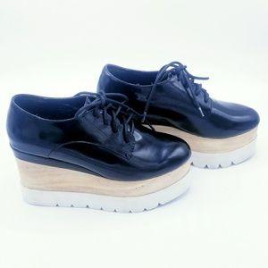Jeffrey Campbell Berliner platform shoes